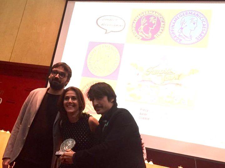 Spherical Pixel Premio Agripina de Publicidad