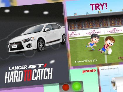 Micro-juegos GIF como herramienta de marketing