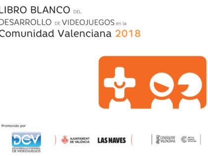 Ya disponible el Libro Blanco del Desarrollo de Videojuegos en la Comunidad Valenciana