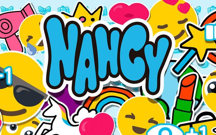 Nancy se convierte en Youtuber con su nueva APP para móviles