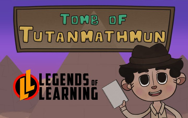 Nuestro primer videojuego educativo para Legends of Learning